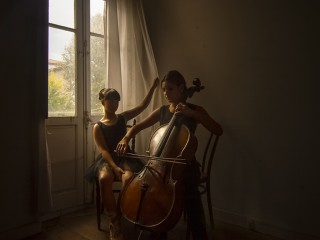 A la luz de un cello