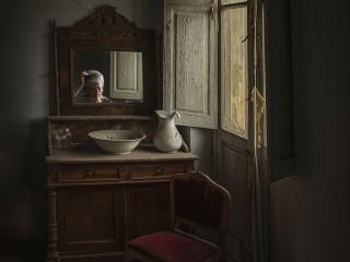 Atrapada en un espejo