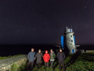 Salida nocturna Photoka a Matxitxako