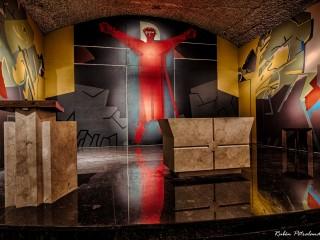 El Cristo de la cripta